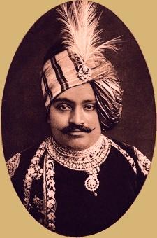 dhrangadhra-Ghanashyamsinhji